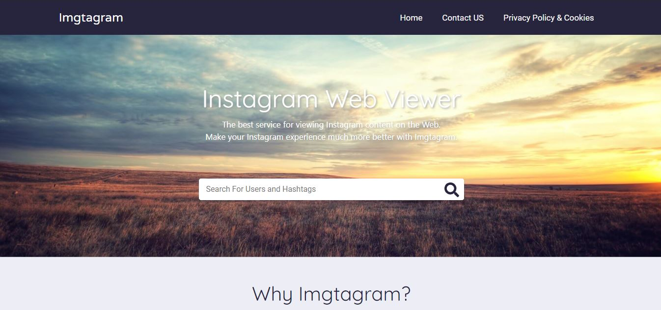instagram-viewer-website