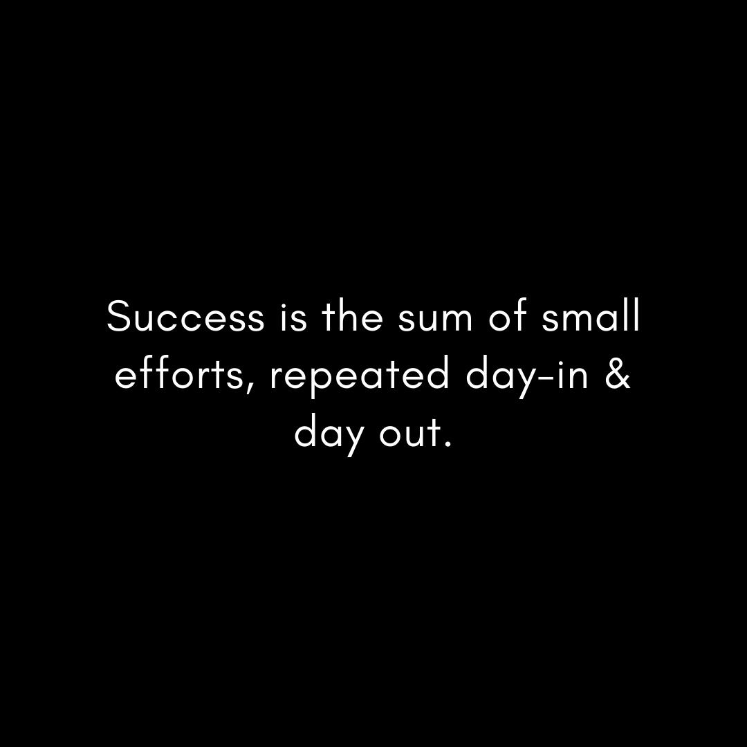 success-is