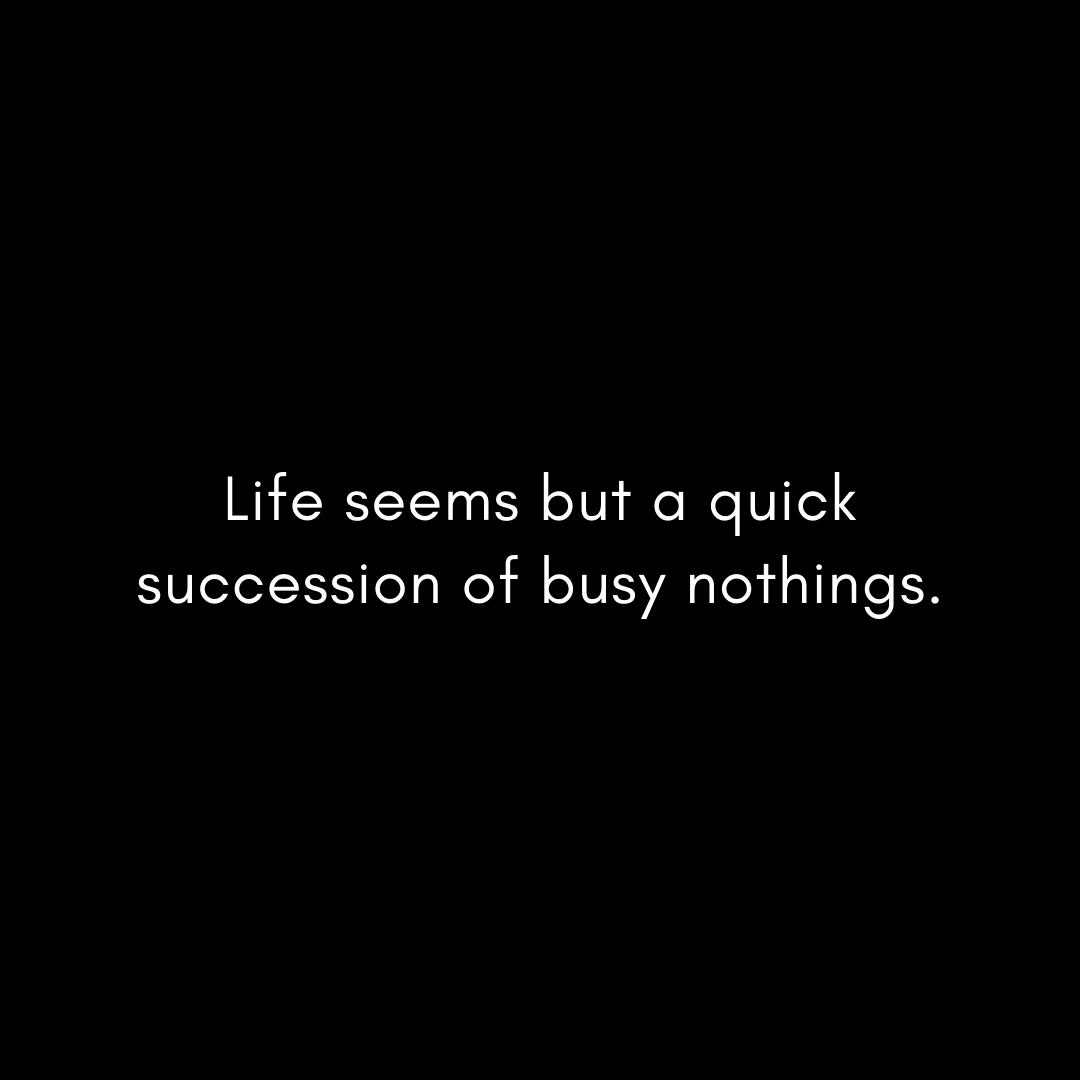 life-seems