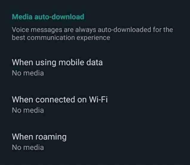 media-auto-download