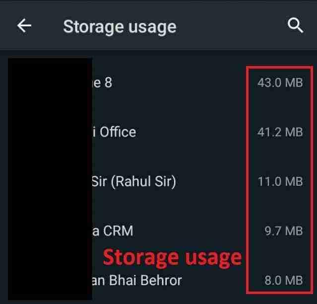 storage-usage-profile